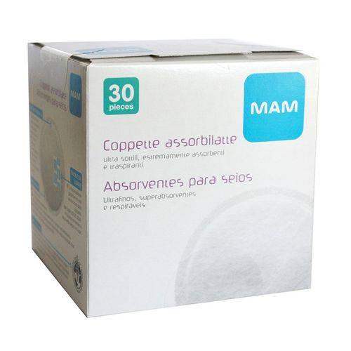 Absorvente para Seios Breast Pads 6030 - MAM
