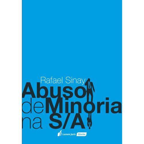 Abuso de Minoria na S.A - 2017
