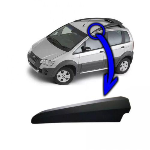 Acabamento Bagageiro Fiat Idea Adventure 2010 a 2013 - Lado Motorista
