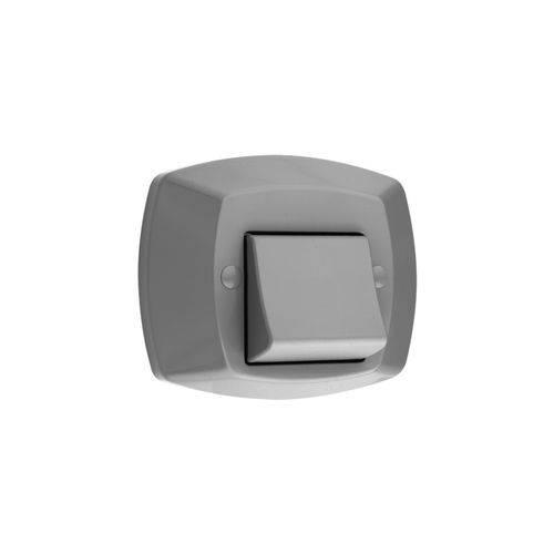 Acabamento de ABS Completo para Marca Docol Cinza Censi R:5701
