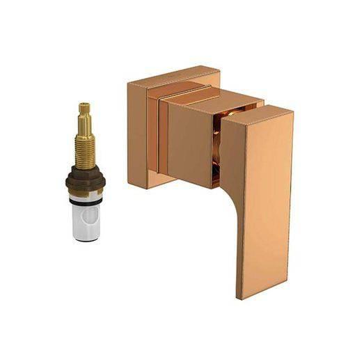 Acabamento de Pressão (chuveiro)até 1 Unic Red Gold Deca 4916.GL90.Pq.Rd