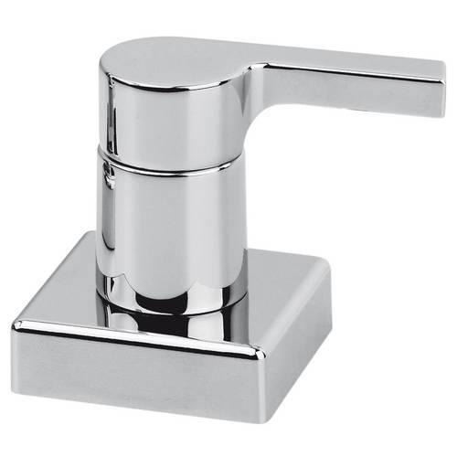 Acabamento para Registro para Banheiro Lado Direito Água Fria Fabrimar Creato 1/2 e 3/4