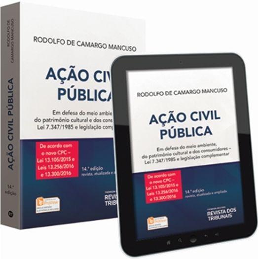 Acao Civil Publica - Mancuso - Rt