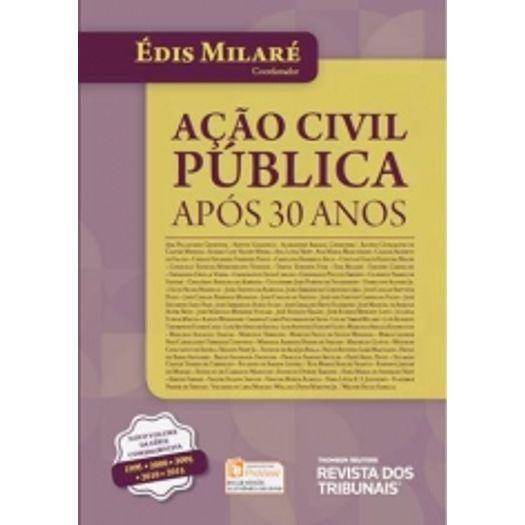 Acao Civil Publica - Rt