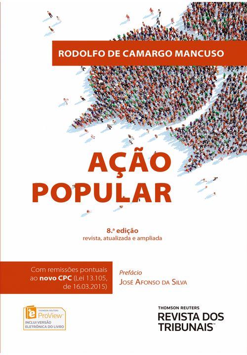 Ação Popular 8ª Edição