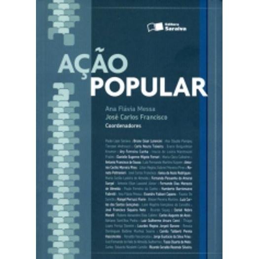 Acao Popular - Saraiva