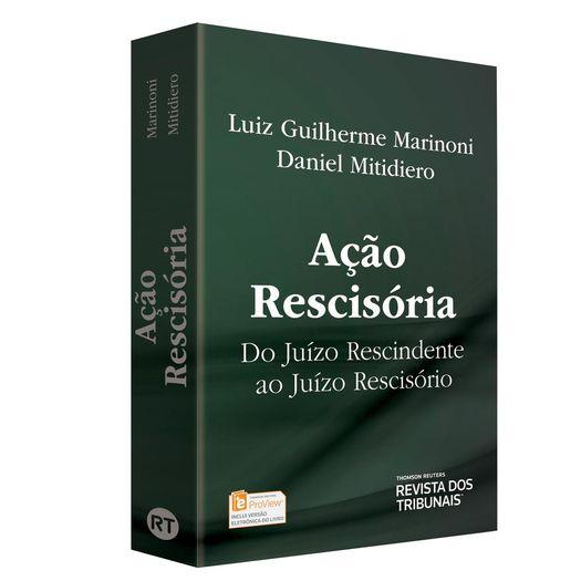 Acao Rescisoria - Rt