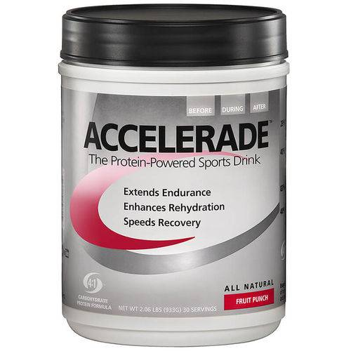 Accelerade - (933g) - 30 Doses - Fruit Punch