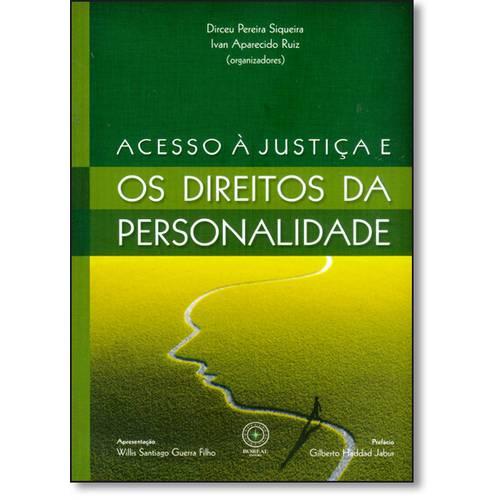 Acesso à Justiça e os Direitos da Personalidade