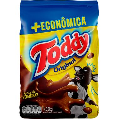 Achocolatado em Pó Toddy 1,02kg