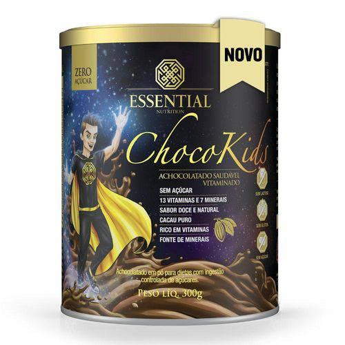 Achocolatado Vitaminado Essential Nutrition Chocoki com 300g