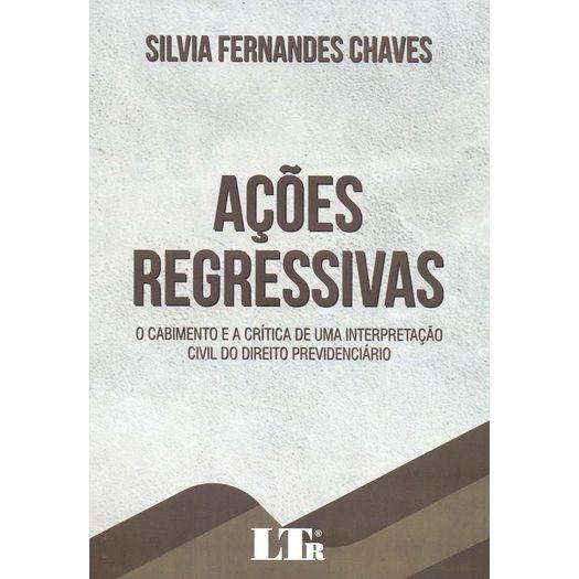 Acoes Regressivas - Ltr