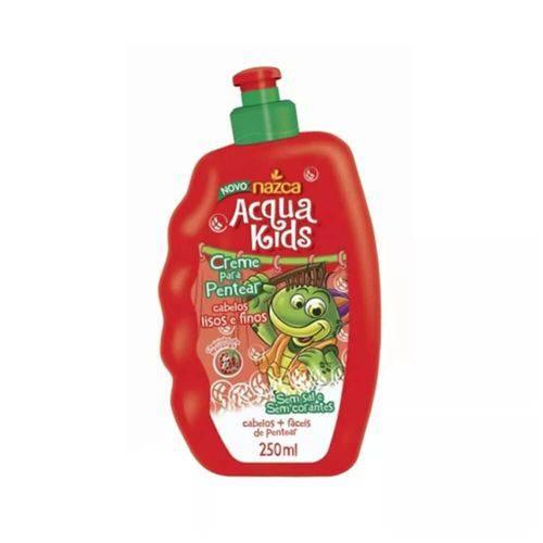 Acqua Kids Lisos e Finos Creme P/ Pentear 250ml