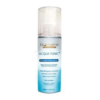 Acqua Tonic Biomarine - Limpador Facial 200ml
