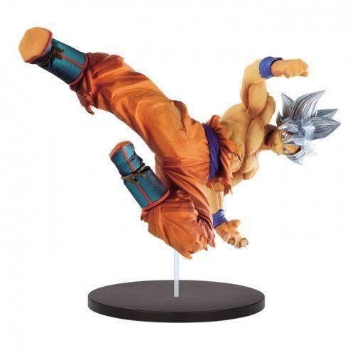 Action Figure Dragon Ball Super - Goku Ultra Instinct - Goku Fes
