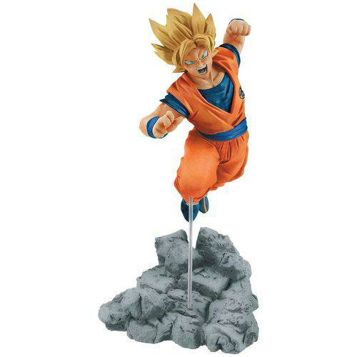 Action Figure Dragon Ball Super Soul X Soul Figure - Super Saiyajin Goku