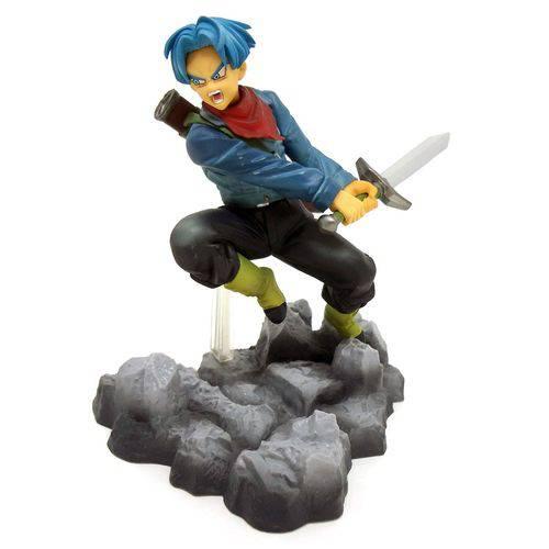 Action Figure Dragon Ball Super Soul X Soul Figure - Trunks