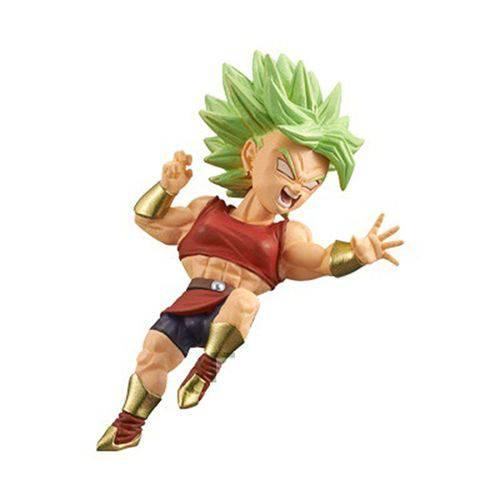 Action Figure Dragon Ball Super Wcf - Super Saiyan Kale
