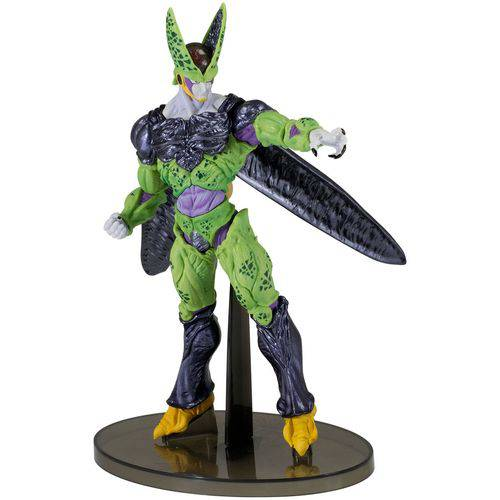 Action Figure - Dragon Ball Wcf - Cell