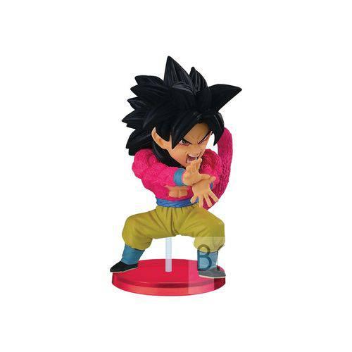 Action Figure Dragon Ball Wcf Kamehameha - Goku Saiyajin 4