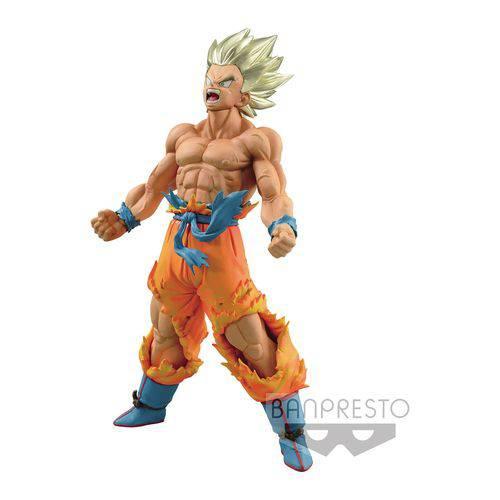 Action Figure Dragon Ball Z - Blood Of Sayians - Son Goku