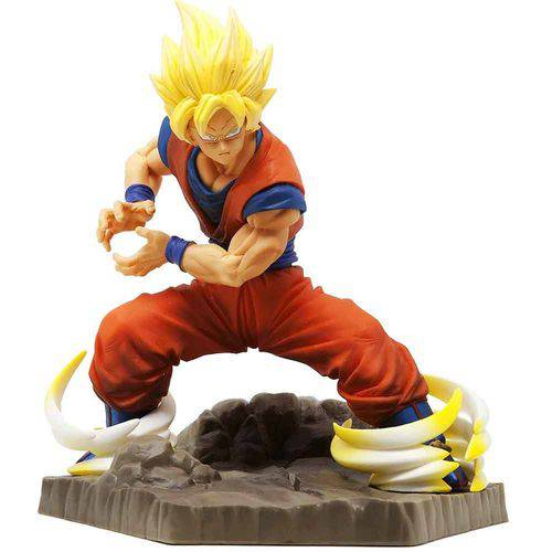 Action Figure - Dragon Ball Z - Goku Absolute Perfection - 38663