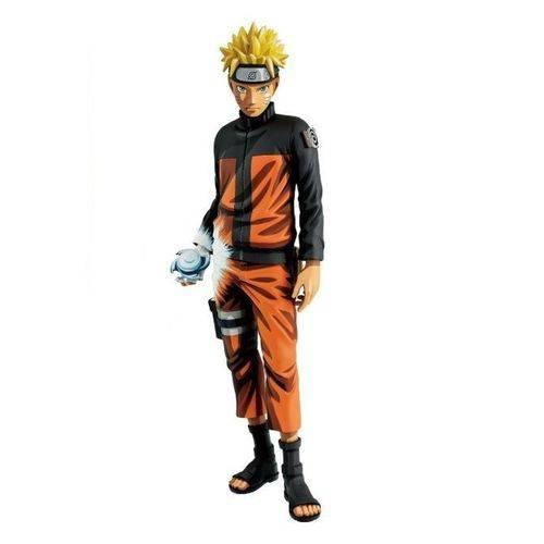 Action Figure - Naruto Shippuden - Uzumaki Naruto Grandista
