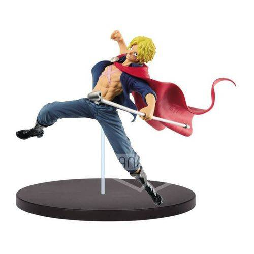 Action Figure One Piece - Sabo - World Figure Colosseum In China