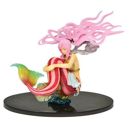 Action Figure One Piece - Shirahoshi Rainbow Color