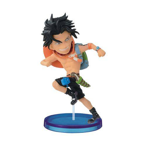 Action Figure One Piece Wcf History Relay 20Th Vol.2 - Portgas D Ace