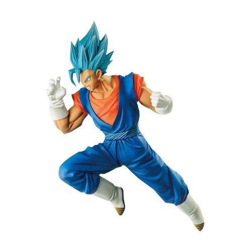 Action Figure Vegetto Ssj Blue (battle Figure) Dragon Ball Super - Banpresto