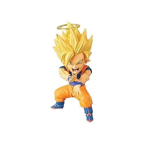 Action Figure Wcf Dragon Ball Super - Goku Saiyajin 2