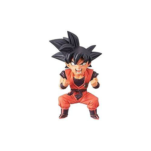Action Figure Wcf Dragon Ball Super - Son Goku