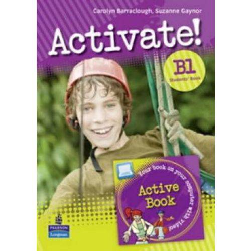 Activate! B1 - Students' Book - Pearson - Elt