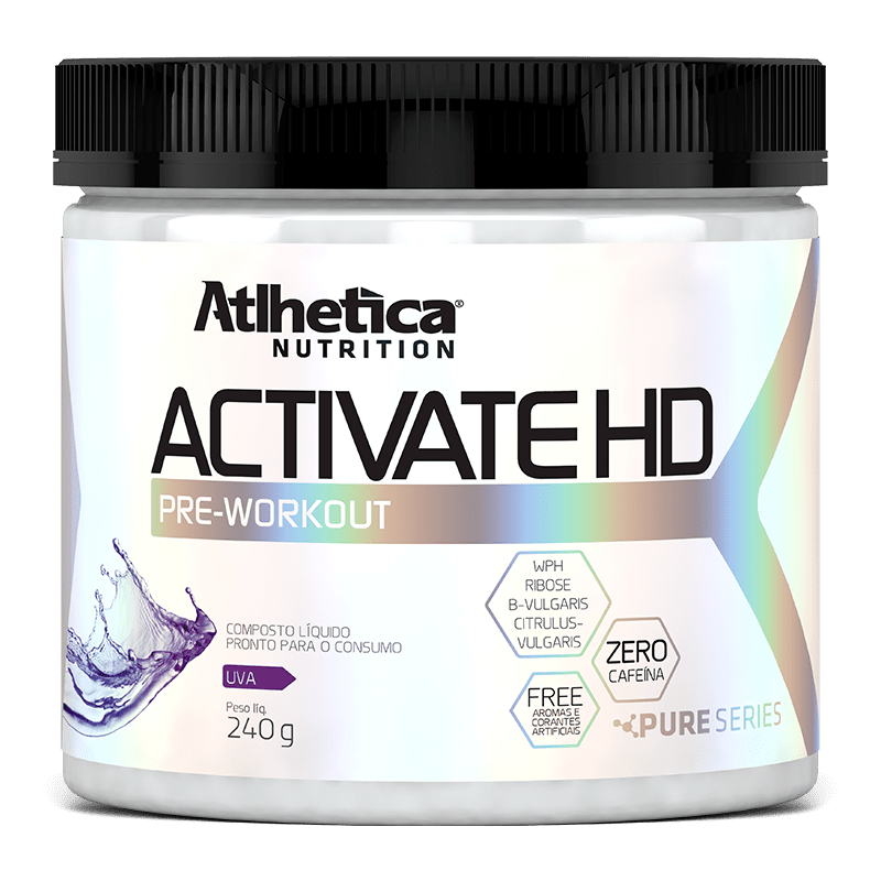 Activate HD (240g) Atlhetica Nutrition