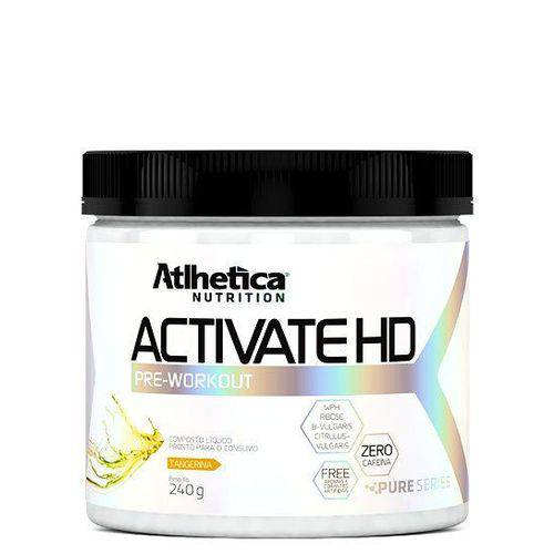 Activate HD Pure Series - 240g - Atlhetica