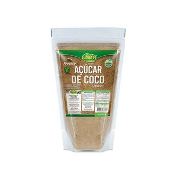Açúcar de Coco 250g Orgânico Unilife