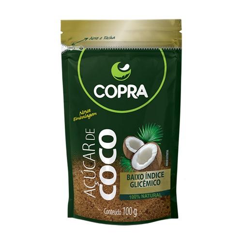 Açúcar de Coco Copra com 100g