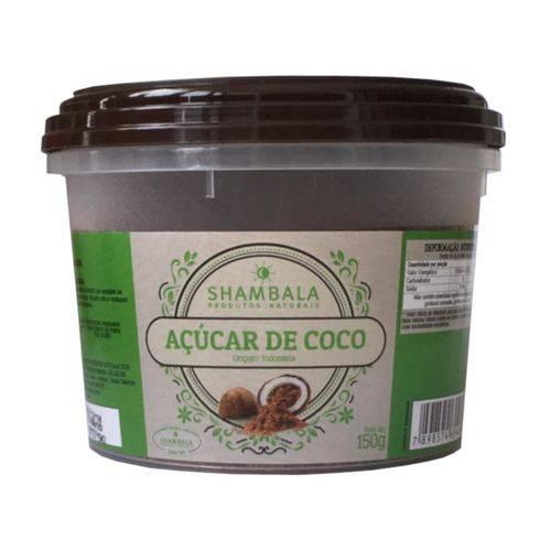 Açúcar de Coco Natural 150g