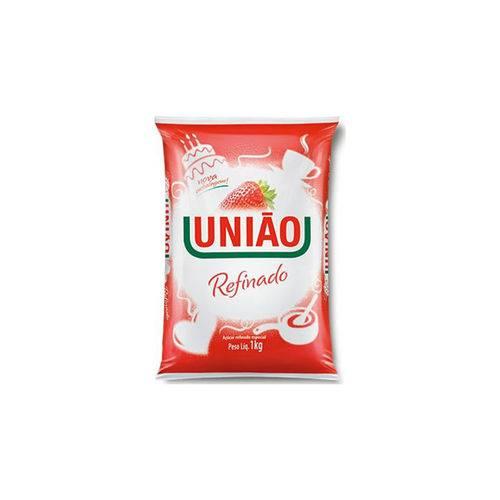 Acucar Ref Uniao 1kg-pc
