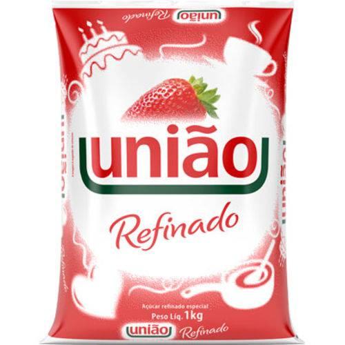 Açúcar Refinado União 10 Unidades de 1 Kg