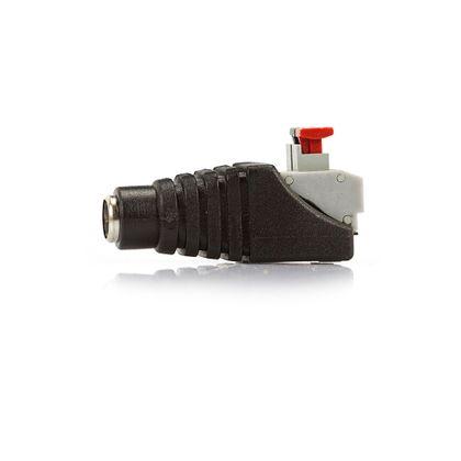 Adaptador Borne Pressão X Plug P4 Fêmea