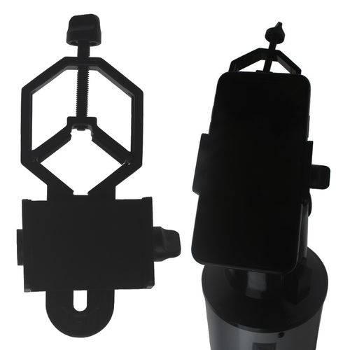 Adaptador de Celular para Microscópios, Telescópios, Binóculos e Lunetas da Bluetek - BTFM-02