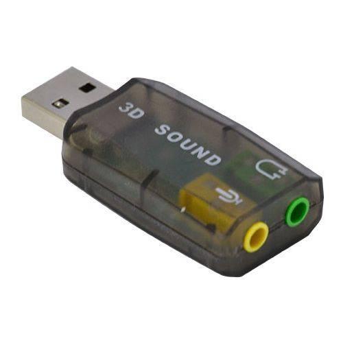 Adaptador de Som - Usb - 5.1 Canais - Ausb51 - Vinik