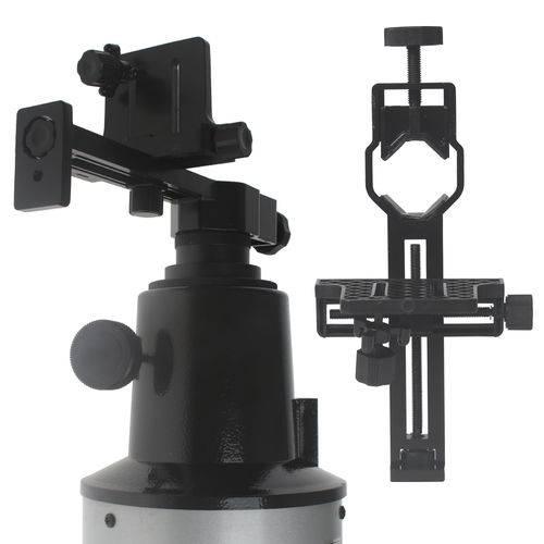 Adaptador de Telescópio 1,25 Polegadas para Câmera Digital e Filmadora da Bluetek - BTFC-01