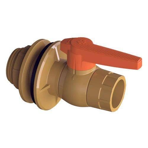 Adaptador para Caixa D'Água com Registro DN32 - 27955673 - TIGRE