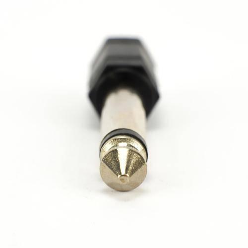 Adaptador Plug P10 para Jack P2 Estereo