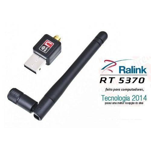 Adaptador Receptor Wireless USB Nano Wi Fi 150mbps