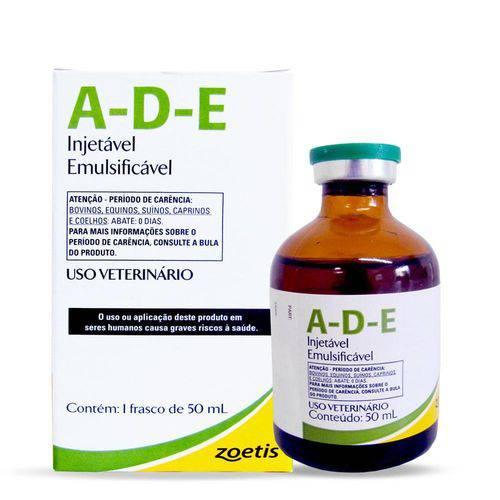 Ade Pfizer (zoetis) - Frasco - 50 Ml