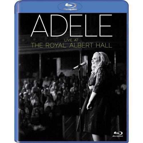 Adele Live At The Royal Albert Hall - Blu Ray + Cd Pop